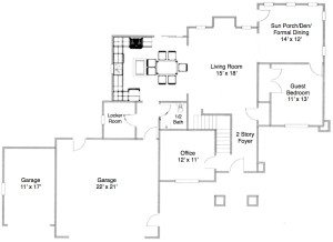 1571 CR Revised Main Floor plan w:lables
