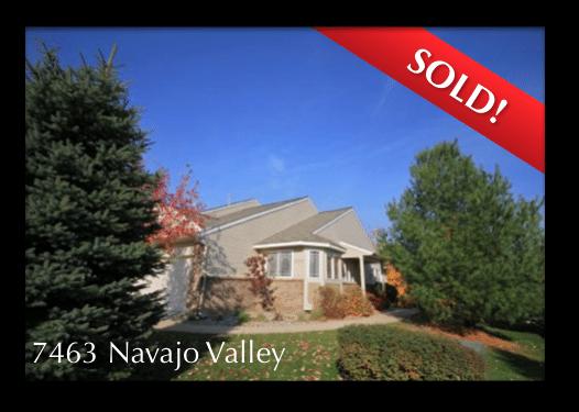 SOLD!  7463 Navajo Valley