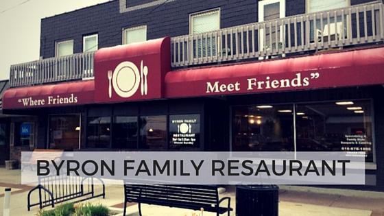 Byron Family Restaurant