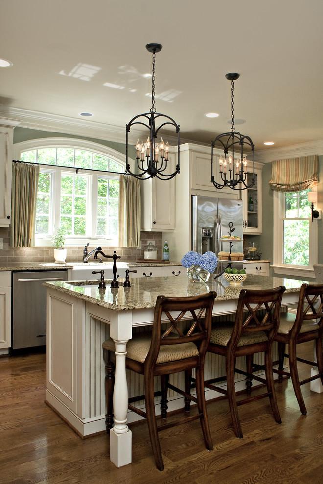 driggs-designs-kitchens-island-decor-interior-design-marble-counter-tops-lighting-storage-plates-breakfast-bar-stools-window-seat-hardwood-cupboards